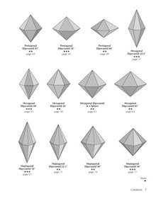 3D Origami Diamonds Contents 2 Of 3